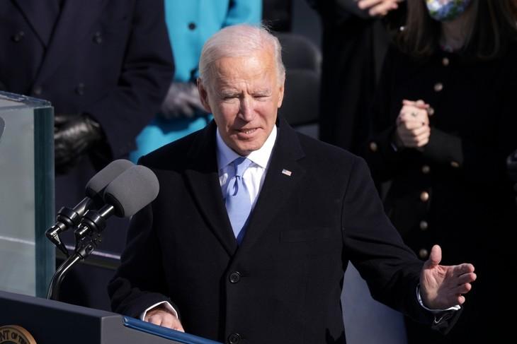 Trực tiếp: Ông Joe Biden chính thức trở thành Tổng thống Mỹ thứ 46 - ảnh 6