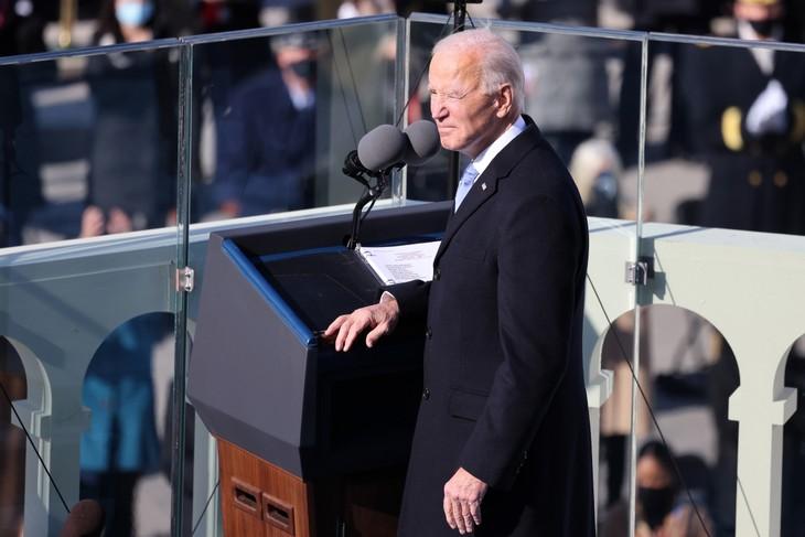 Trực tiếp: Ông Joe Biden chính thức trở thành Tổng thống Mỹ thứ 46 - ảnh 5