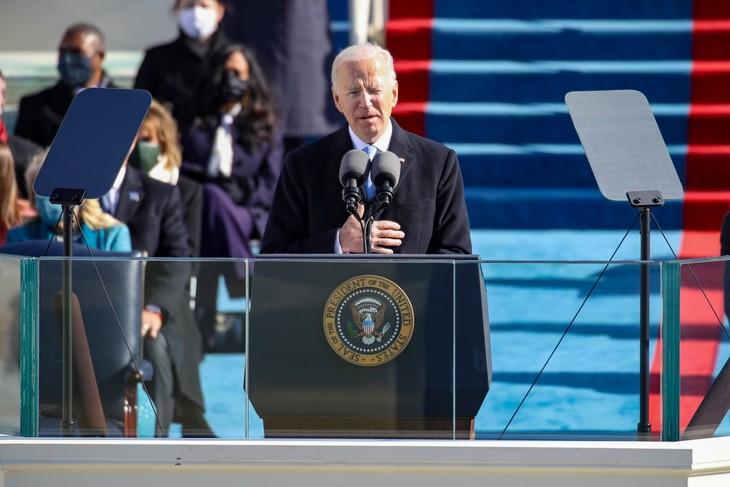 Trực tiếp: Ông Joe Biden chính thức trở thành Tổng thống Mỹ thứ 46 - ảnh 1