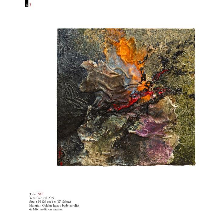 Henry Lê – Họa sĩ Việt Nam đầu tiên triển lãm cá nhân tại Italy - ảnh 9