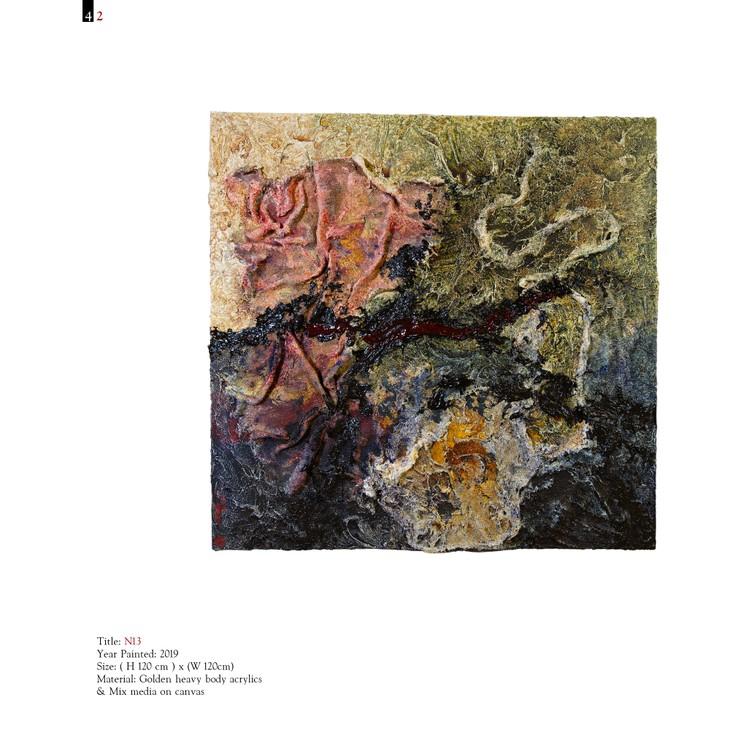 Henry Lê – Họa sĩ Việt Nam đầu tiên triển lãm cá nhân tại Italy - ảnh 12