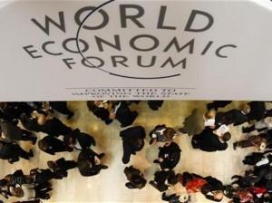 Primera sesión del Foro Económico Mundial 2012 discute el futuro del euro - ảnh 1