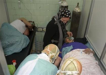 Siria permite investigación de expertos rusos sobre supuesto uso de armas químicas - ảnh 1