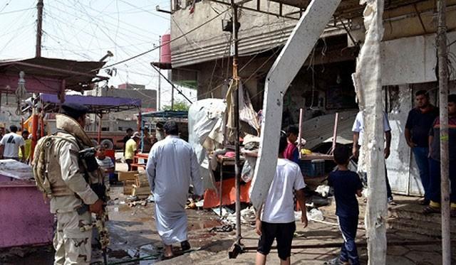 Sigue en aumento violencia en Irak - ảnh 1
