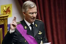 Jura como nuevo monarca de Bélgica el príncipe Felipe - ảnh 1