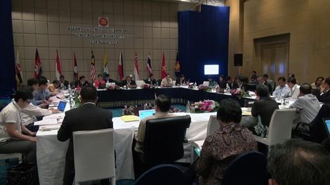 ASEAN inaugura Conferencia de Cancilleres - ảnh 1