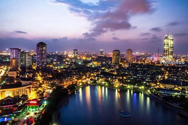Hanoi – Belleza antigua en modernidad - ảnh 17
