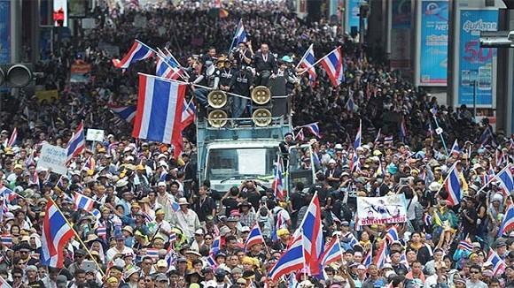 Oposición tailandesa anuncia dejará de bloquear inscripción de candidatos  - ảnh 1