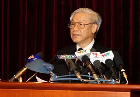 Secretario general del Partido enaltece papel de Comisión Económica - ảnh 1