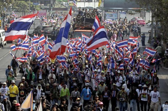 Autoriza Tribunal Constitucional aplazar comicios en Tailandia  - ảnh 1
