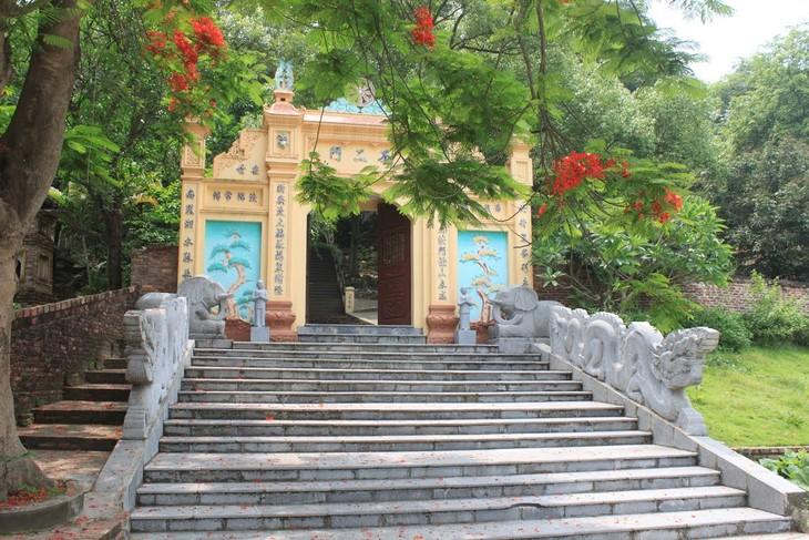 Pagoda Tieu-lugar de culto pintoresco de Kinh Bac - ảnh 1