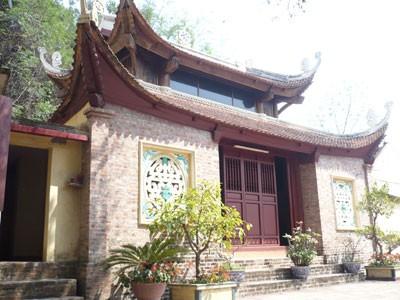 Pagoda Tieu-lugar de culto pintoresco de Kinh Bac - ảnh 3
