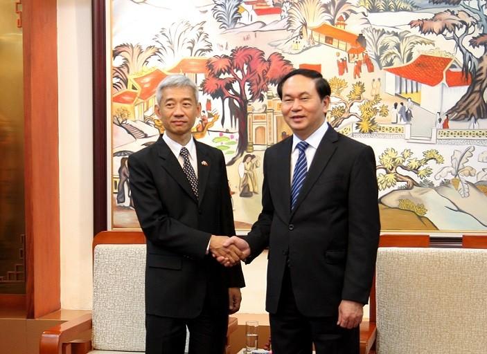 Ministerio de Seguridad Popular de Vietnam fomenta colaboración con China y Tailandia - ảnh 2