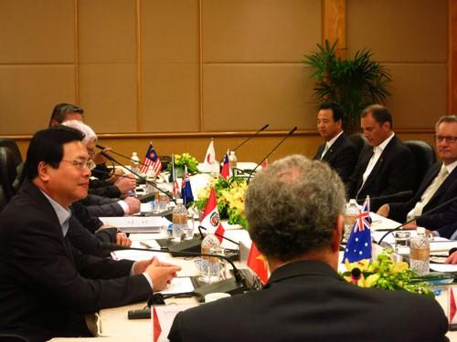 Inauguran sesiones técnicas para la negociación oficial del TPP - ảnh 1