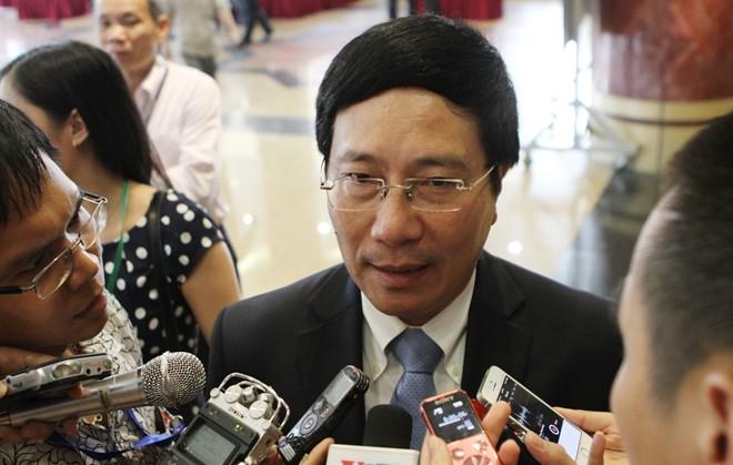 Diputados vietnamitas insisten en defender la soberanía del país en el Mar Oriental - ảnh 1