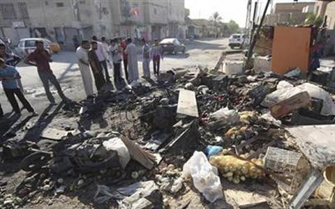 Se deteriora la seguridad en Iraq - ảnh 1