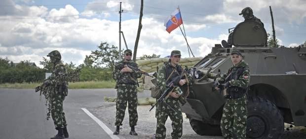 Gobierno ucraniano decreta alto al fuego unilateral al este del país - ảnh 1