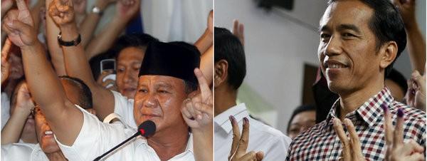 Celebran en Indonesia elecciones presidenciales - ảnh 1