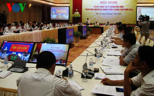 Cumple Vietnam tareas para el desarrollo del Noroeste del país hasta finales del 2014 - ảnh 1