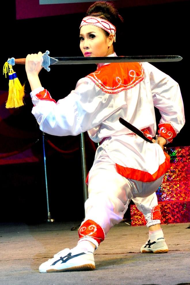 Preservan y desarrollan artes marciales tradicionales de Vietnam - ảnh 1