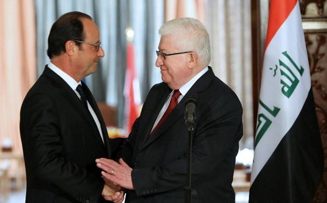 Confirma comunidad internacional respaldo a Iraq contra Estado Islámico - ảnh 1