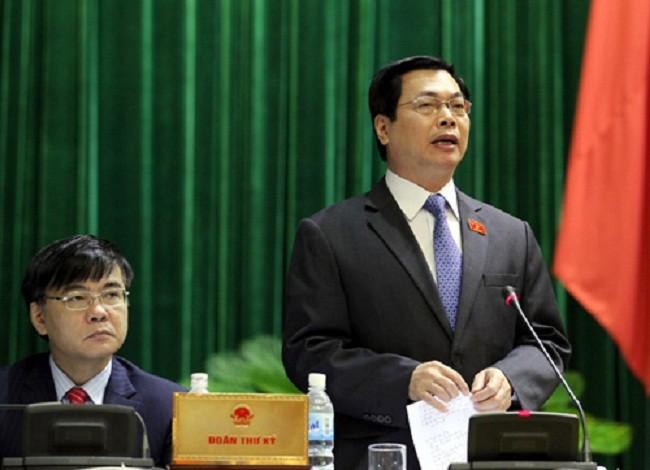 Diputados interrogan a Ministros de Asuntos Internos y Transporte - ảnh 2
