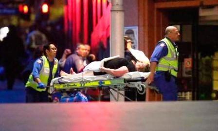 Mueren tres personas tras la crisis de rehenes en Sídney - ảnh 1