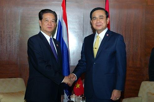 Inaugurada cumbre crucial de subregión del río Mekong ampliada  - ảnh 2