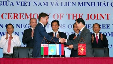 Oportunidades de Vietnam en intensificar exportación hacia Rusia y Coalición Aduanera  - ảnh 1