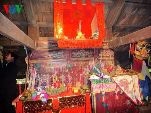 Los Tay reciben alegremente la fiesta tradicional - ảnh 1
