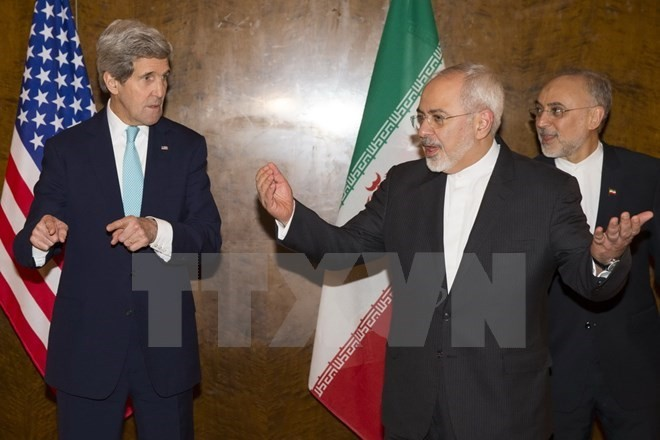 Critica John Kerry carta de senadores republicanos enviada  a Teherán - ảnh 1