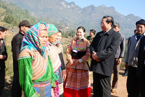 Prioriza Vietnam inversiones para el desarrollo socioeconómico en zonas de minorías étnicas - ảnh 1