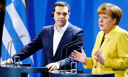 Relaciones Alemania – Grecia, evidentes retos - ảnh 1
