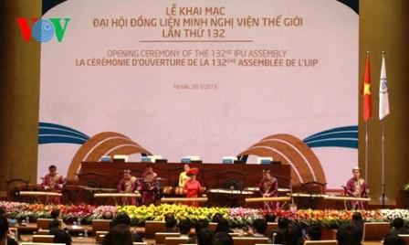 Promueve Asamblea Interparlamentaria relaciones de Vietnam - ảnh 1