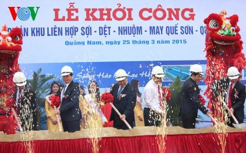 Obras por aniversario 40 de Liberación en provincia vietnamita - ảnh 1