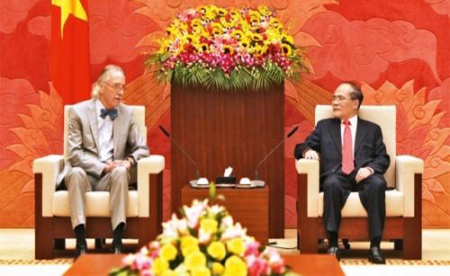 Asamblea 132 de Unión Interparlamentaria en Vietnam por cumplir objetivos del Milenio - ảnh 2