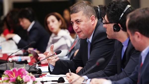 En su tercera jornada Asamblea 132 de la Unión Interparlamentaria - ảnh 1
