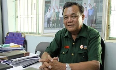 Veterano de guerra To Van On: soldado en todos los frentes - ảnh 1
