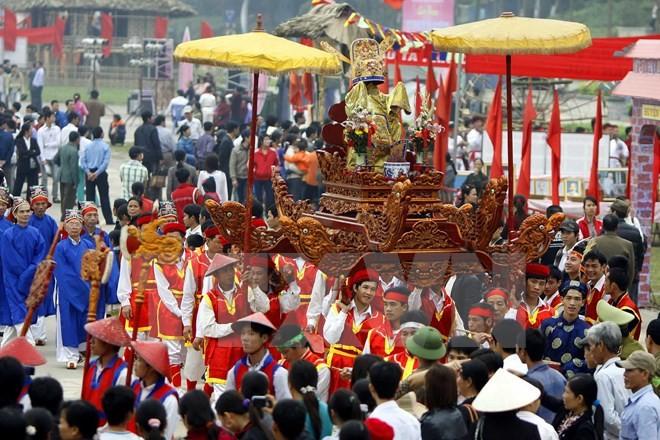 Comienzan actividades en homenaje a los reyes fundadores de Vietnam - ảnh 1