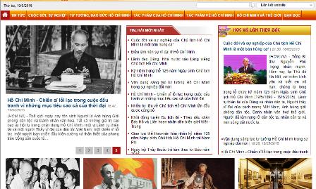Destacan medios homenaje al Presidente Ho Chi Minh - ảnh 1