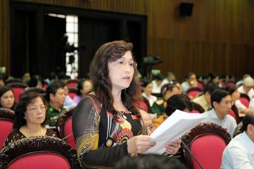 Aborda Parlamento vietnamita proyecto de Ley Orgánica de Gobiernos Locales - ảnh 1
