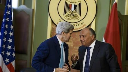 Realizan diálogo estratégico Estados Unidos- Egipto - ảnh 1