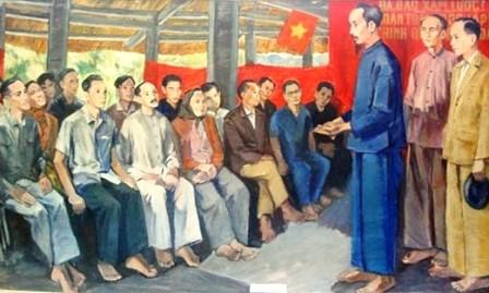 Revolución de Agosto, victoria del bloque de la gran unidad nacional - ảnh 1