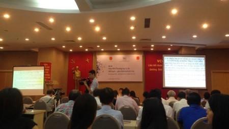 Destacan oportunidades de empresas vietnamitas en mercado de Unión Económica Euroasiática - ảnh 1