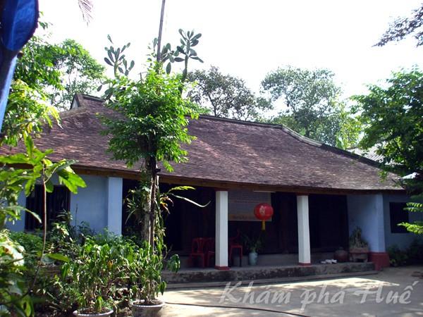 Valle antiguo que conserva hermosos rasgos de Hue - ảnh 2