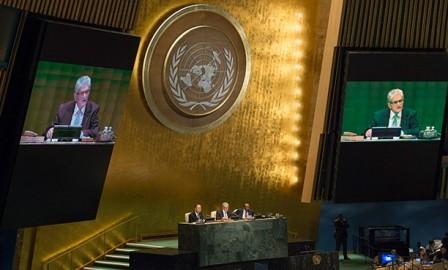 Inauguración de 70º período de sesiones de la Asamblea General de la ONU - ảnh 1