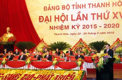 Provincia Thanh Hoa promueve conexión regional para mejorar el desarrollo económico - ảnh 1