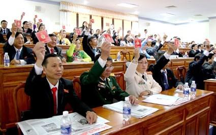 Localidades vietnamitas celebran Asamblea del Partido y trazan orientaciones para su desarrollo  - ảnh 1