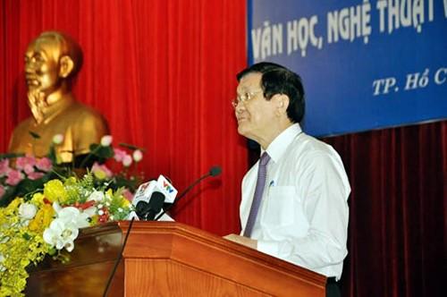 Vietnam enaltece desarrollo de personalidad mediante artes  - ảnh 1