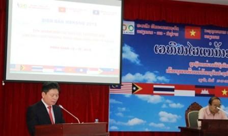 Inaugurado Foro de Mekong 2015 - ảnh 1